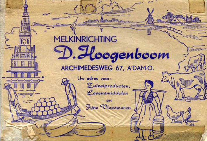 Archimedesweg 67 - ± 1950  Alle rechten voorbehouden