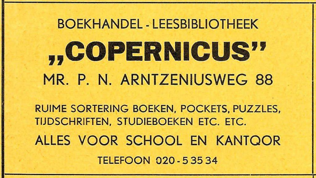 Mr. P.N. Arntzeniusweg 88 - 1966. Bron: Meernieuws