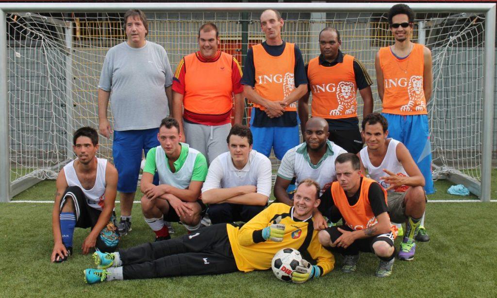 G-Team a.s.v. Fortius - 2015 Linksboven Paul du Croque - Foto: Jo Haen