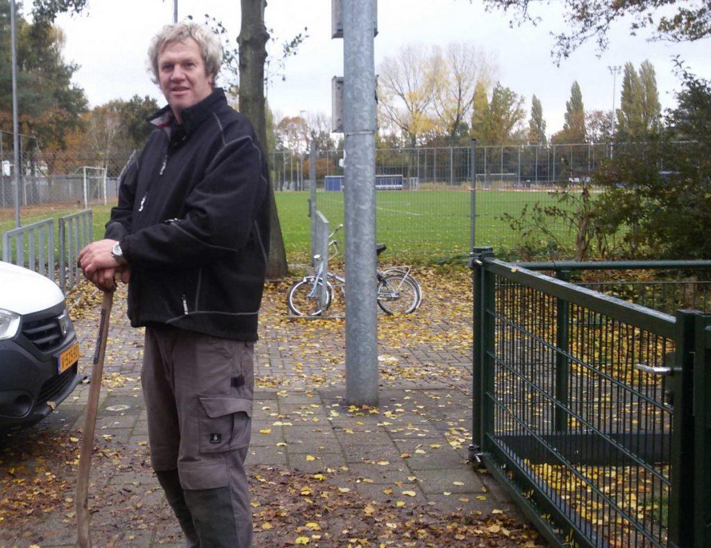 Cor Huijbrechtse op Sportpark Middenmeer - 2016 - Foto: Jo Haen © Alle rechten voorbehouden