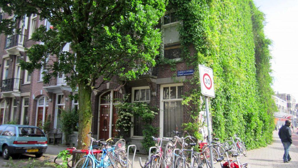 Cornelis Drebbelstraat 35 - 2013. Foto: Jo Haen ©