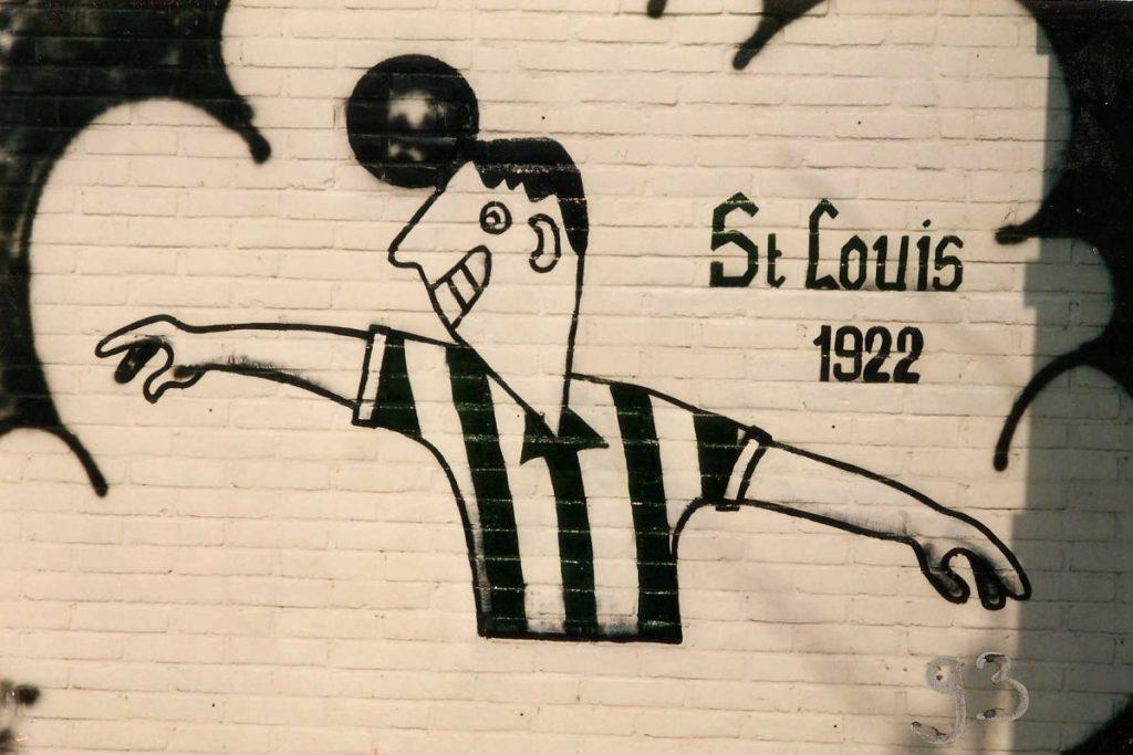 St.Louis 1922 - Foto: John Schoonderwoert
