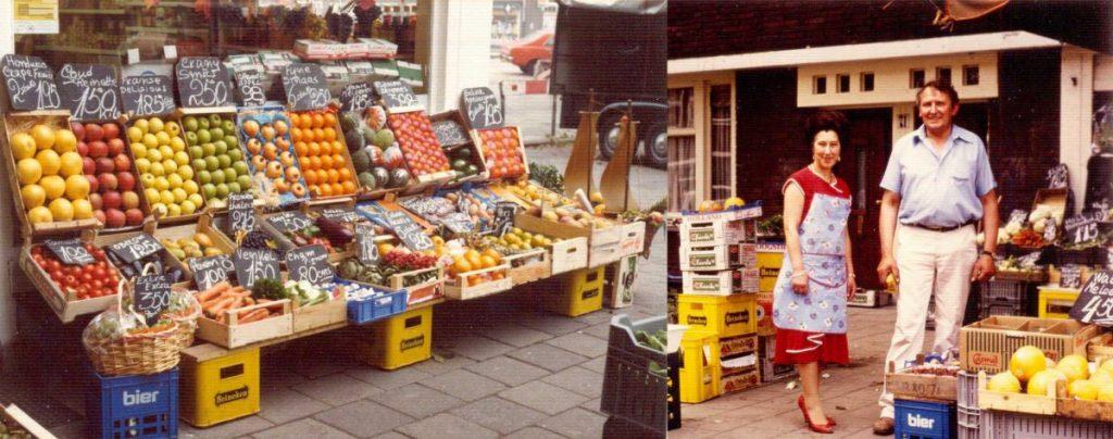 Busman Copernicusstraat 73. Foto: Familie Busman © Alle rechten voorbehouden
