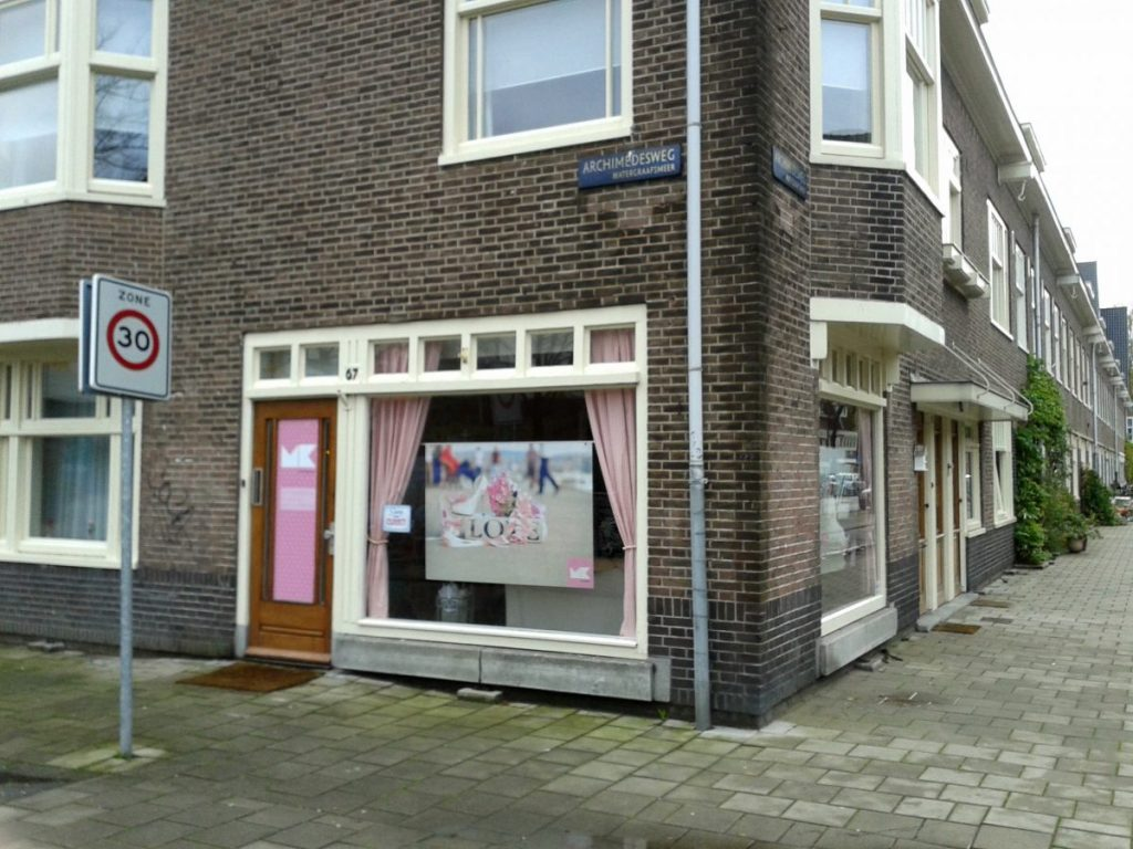 Archimedesweg 67 - 1972. Foto: Beeldbank Amsterdam  Alle rechten voorbehouden