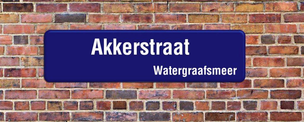 Akkerstraat