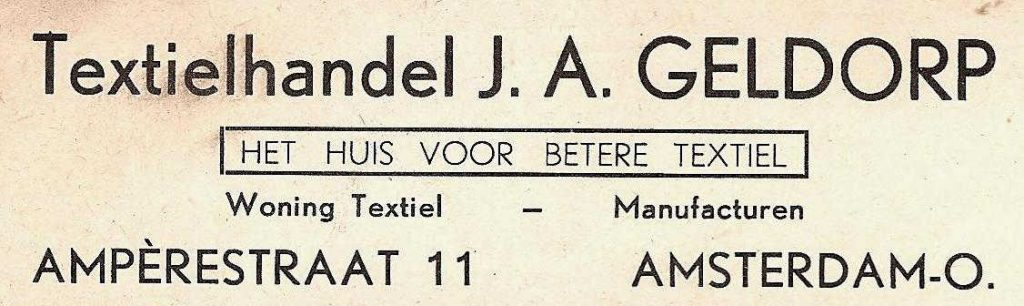 Amperestraat 11 - 1949 © Alle rechten voorbehouden