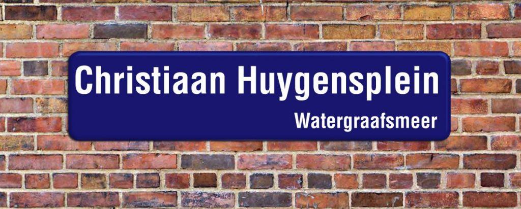 Christiaan Huygensplein