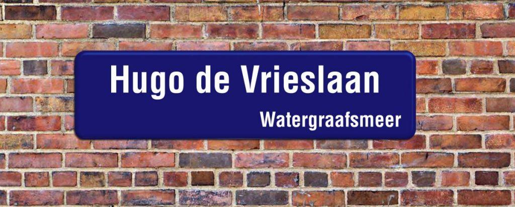 Hugo de Vrieslaan