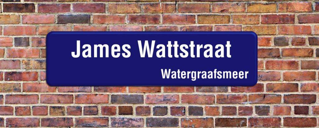 James Wattstraat