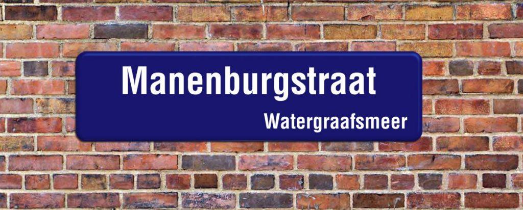 Manenburgstraat