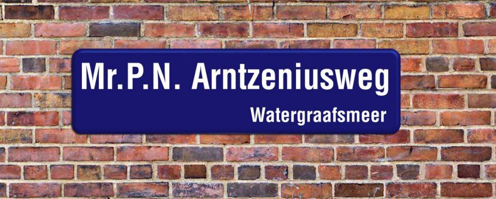 Mr PN Arntzeniusweg