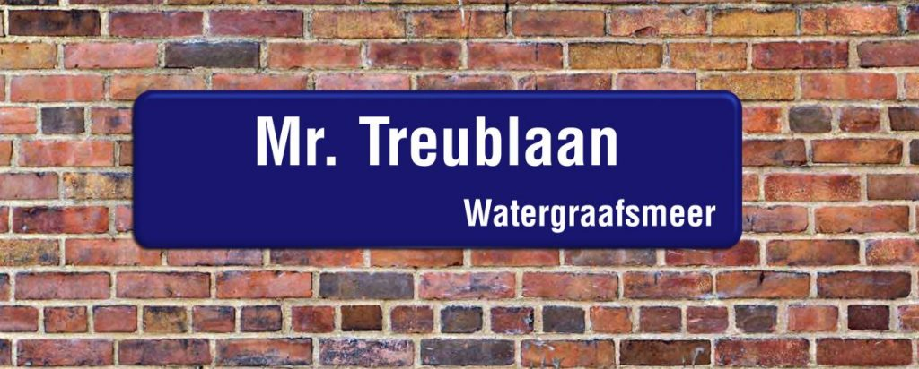 Mr Treublaan