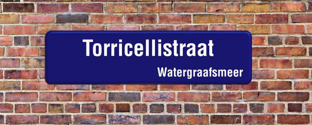 torricellistraat