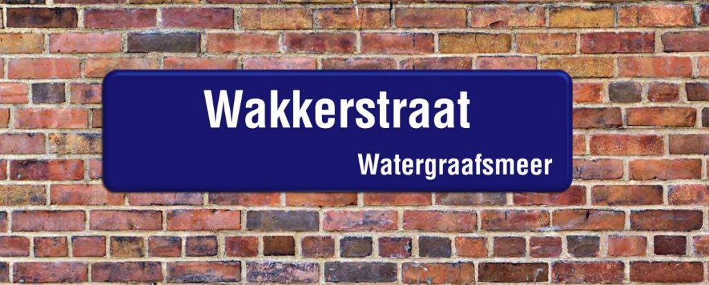 wakkerstraat