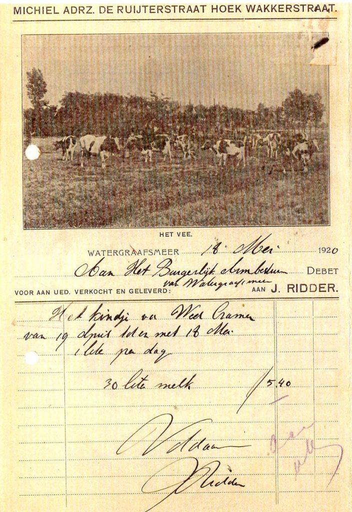 Willem Beukelszstraat 35 - rond 1920 - Alle rechten voorbehouden