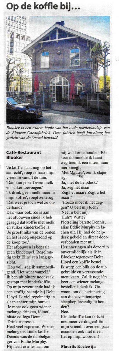 Bron: Weekblad De Echo