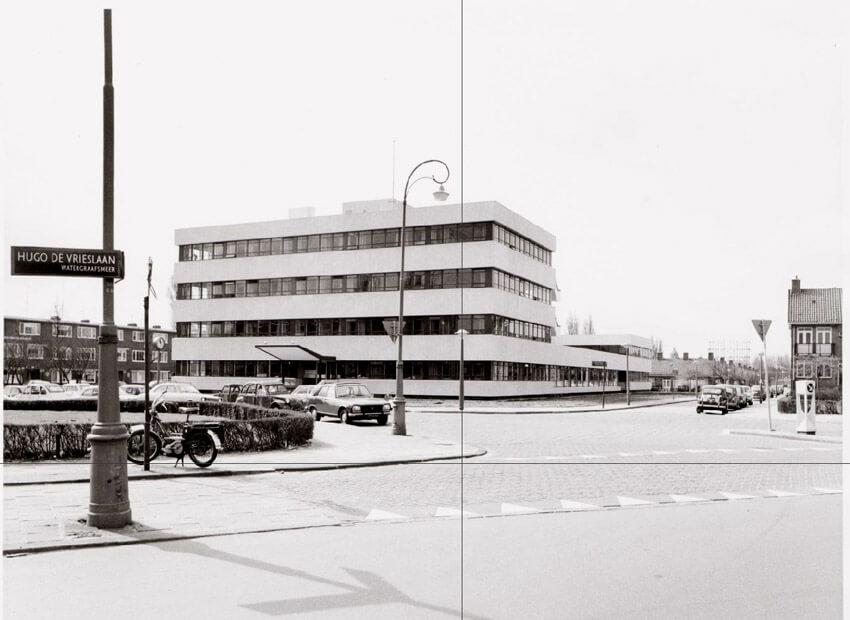 Fizeaustraat 2 - 1972 - Foto: Beeldbank Amsterdam - Alle rechten voorbehouden