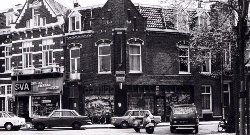 Hogeweg 48 - 1972 - Foto: Beeldbank Amsterdam - Alle rechten voorbehouden