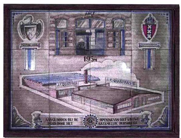 Aangeboden door het personeel Quatfass - 1954 Alle rechten voorbehouden