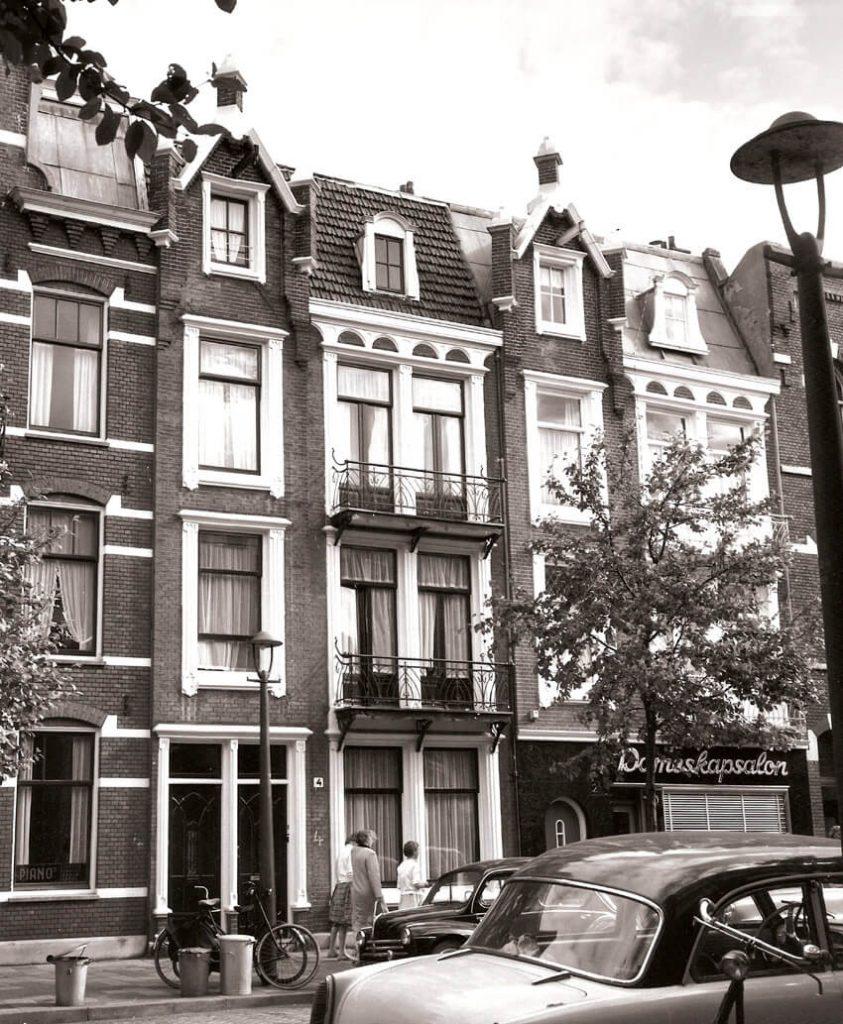 Hogeweg 2 a - 1959 - Foto: Ina Smal Alle rechten voorbehouden