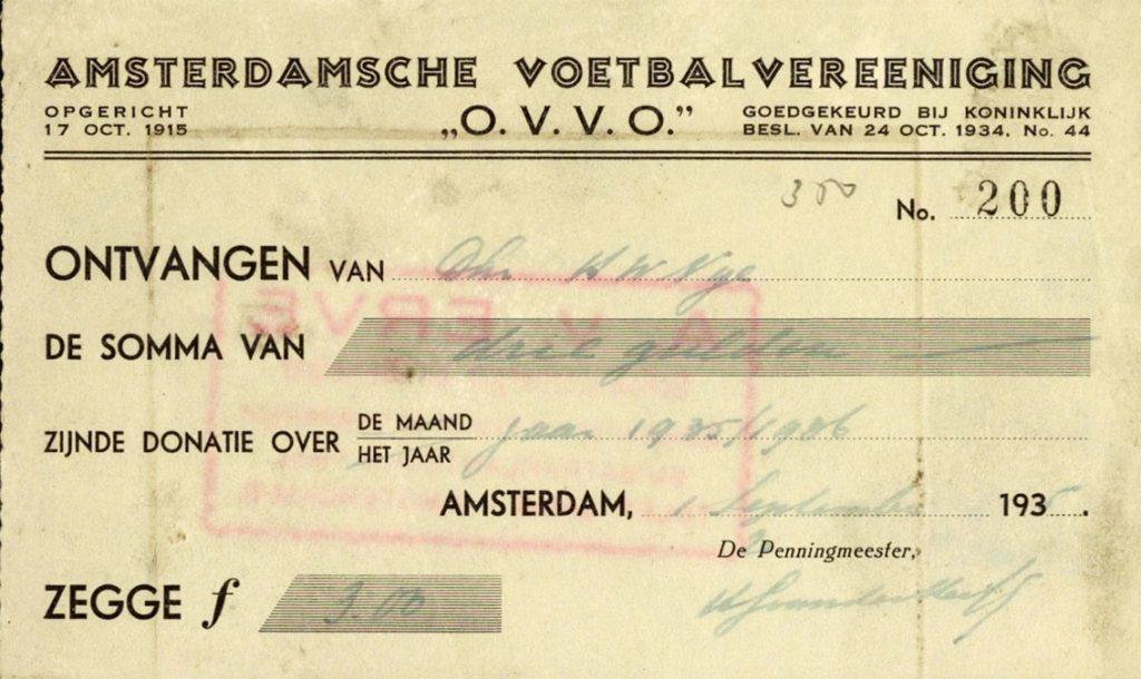 3 gulden donatie 1935