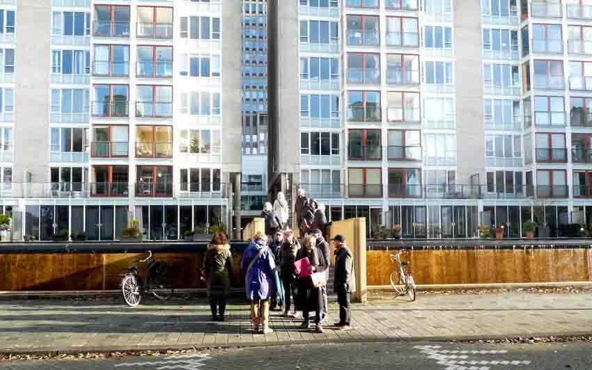 Nieuwbouw op de Omval - Foto: Toine Roestenburg - Alle rechten voorbehouden