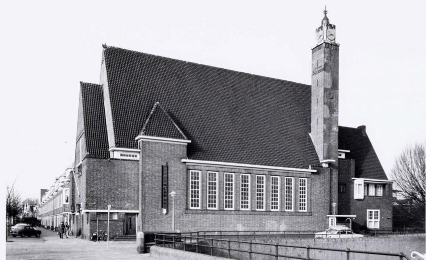Archimedesweg 97 Apostolisch Genootschap - Foto: Beeldbank Amsterdam - Alle rechten voorbehouden
