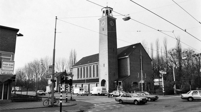 Emmakerk - 1990 - Foto: Beeldbank Amsterdam