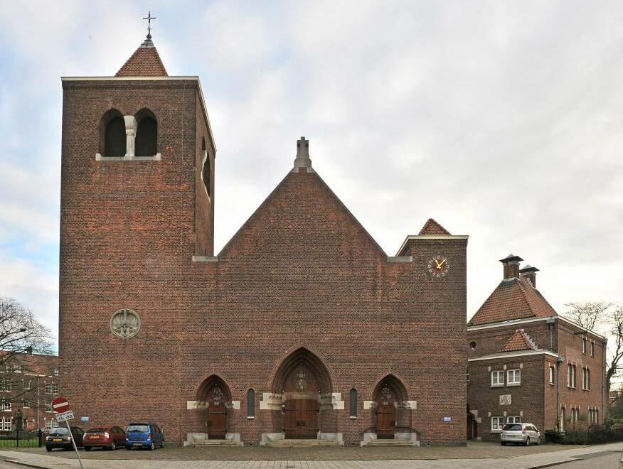 Hofkerk 2009 - Foto: Beeldbank Amsterdam - Ale rechten voorbehouden
