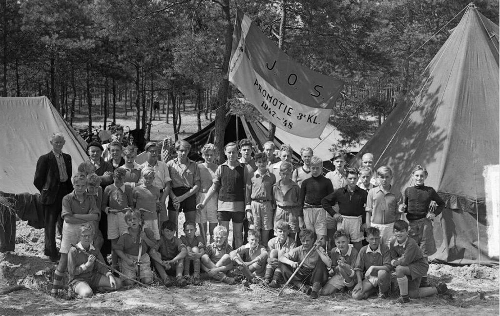 KNVB-kamp Nunspeet JOS Watergraafsmeer