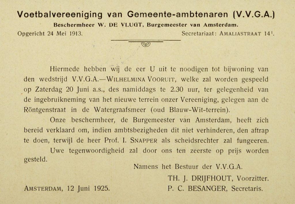 VVGA 1925