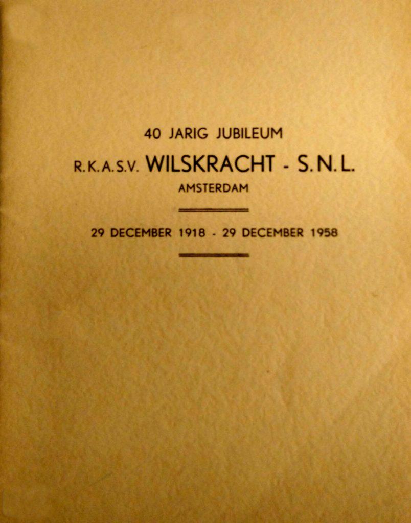 Wilskracht 01