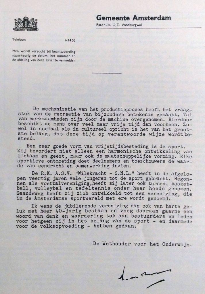 Wilskracht 05
