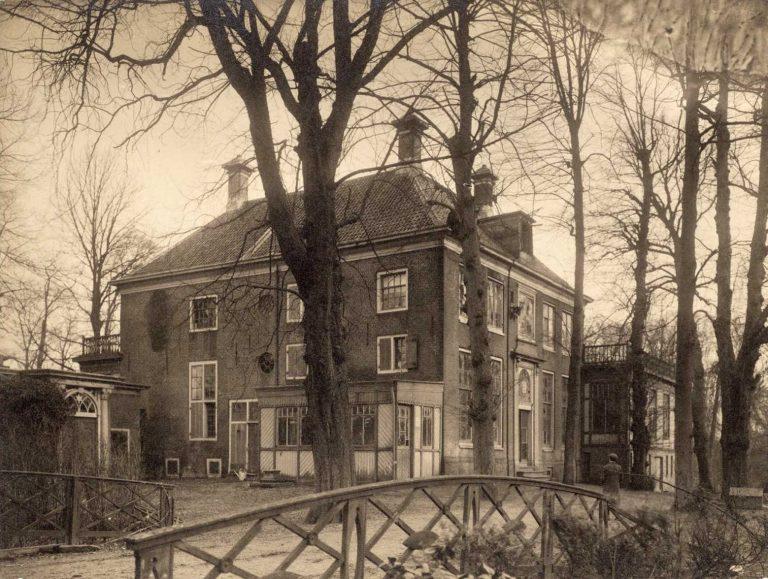 Oud-Roosenburgh - Foto: Beeldbank Amsterdam - Alle rechten voorbehouden