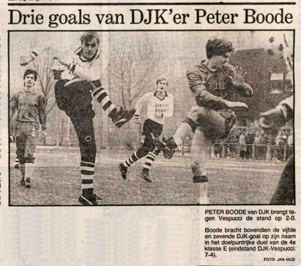 23-01-1984 - Peter Boode