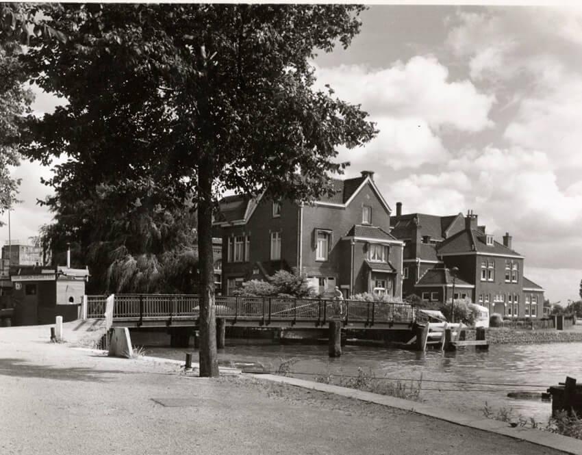 Omval 1 de villa van dokter Halberstadt - Foto: Beeldbank Amsterdam - Alle rechten voorbehouden