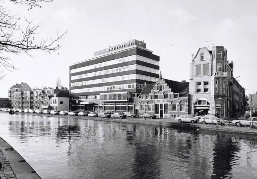 Sloterkade - Foto: Beeldbank Amsterdam - Alle rechten voorbehouden.