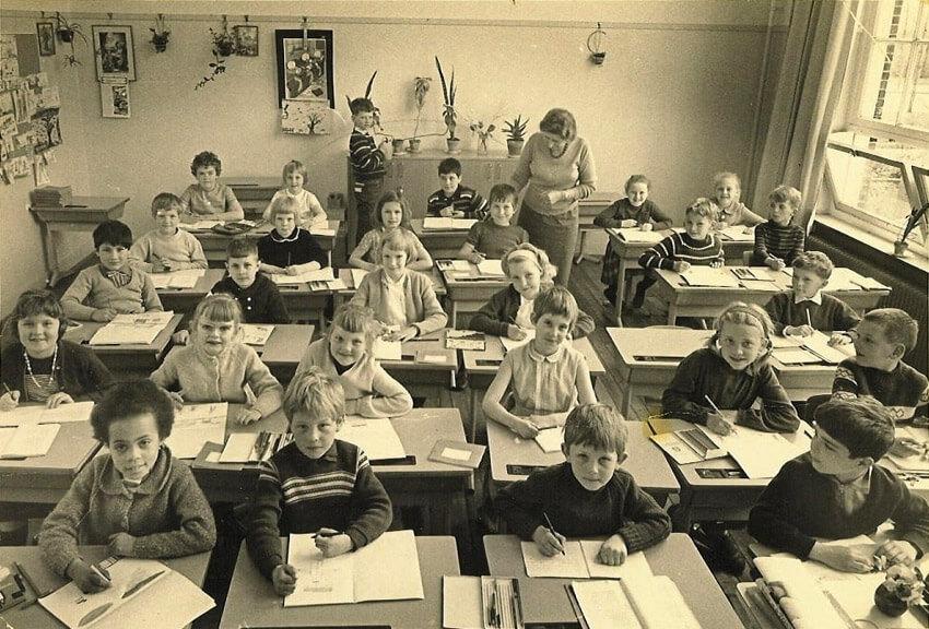 Willem van Outshoornschool - Foto: Louis Varenhout