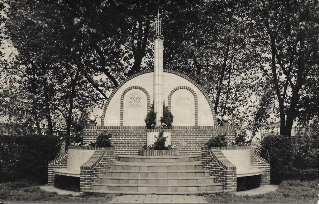 1987 Drieburgpad - JOS Oorlogs monument voorheen TABA veld (1)