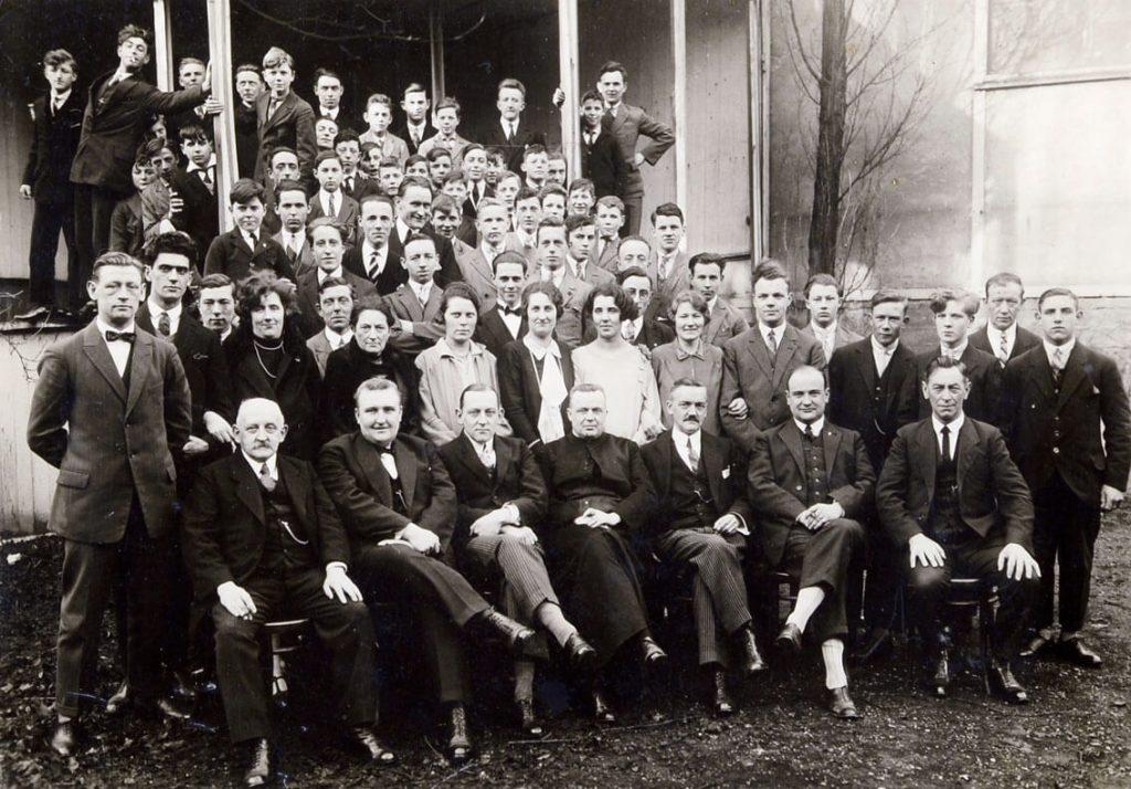 1e lustrum 1923