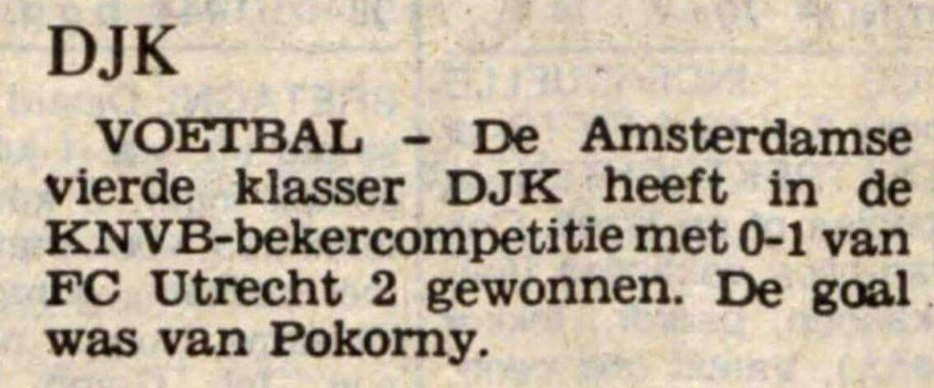 28-05-1982 - DJK