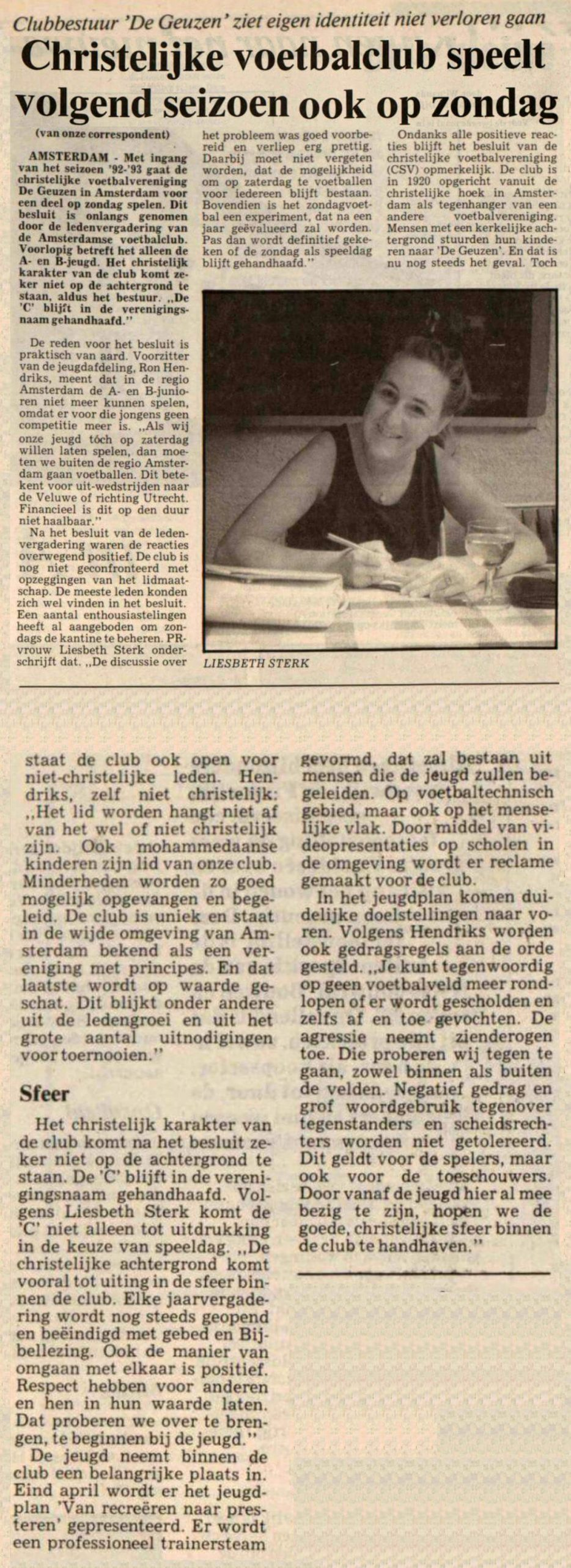 De Geuzen - a - 04-02-1957