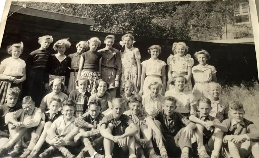 6e Klas Julianaschool - Foto:  Fransje Huurman - Alle rechten voorbehouden