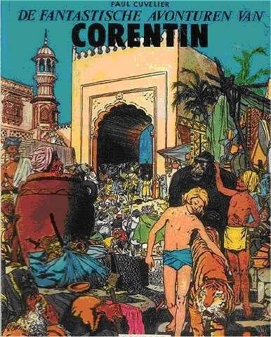 Na al die jaren ziet het stripboek er nog goed uit. Foto 2013 van Kees Degeling Alle rechten voorbehouden