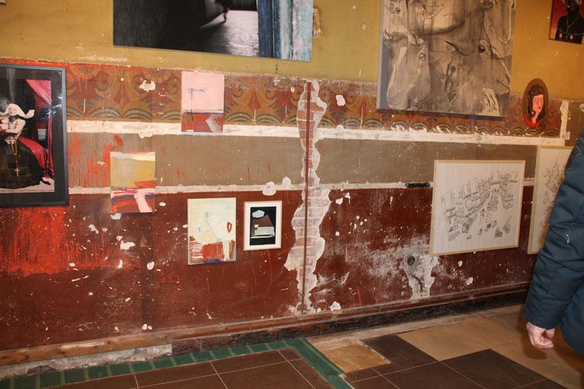 Nog een souvenier : De muur - 2018 - Foto: Jo Haen - Alle rechten voorbehouden