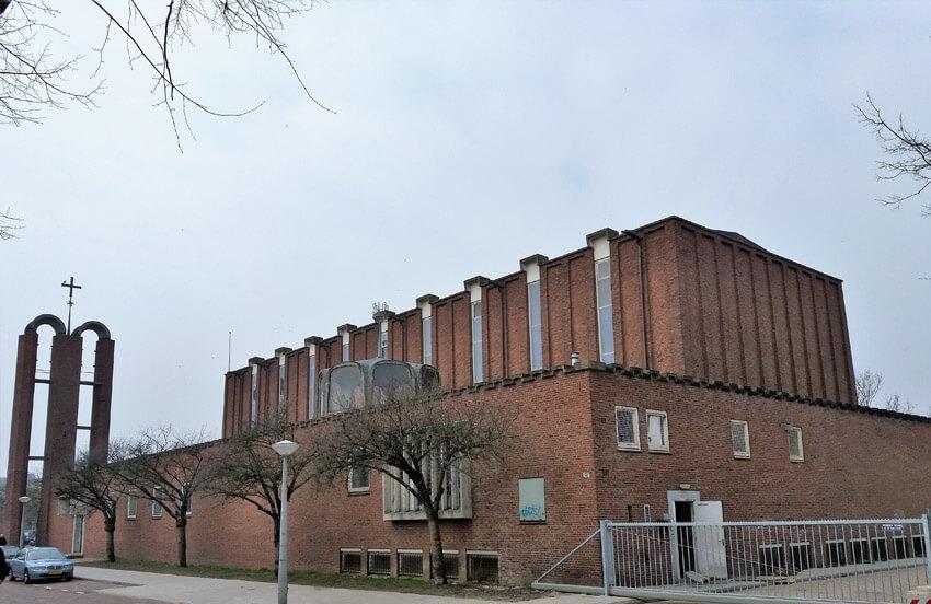 Christus Koningkerk - Foto: Hans Hamer - Alle rechten voorbehouden