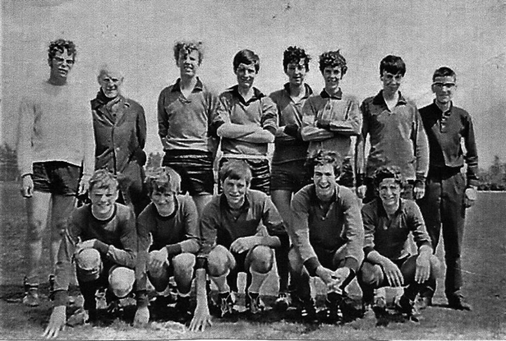 1968 23-5-1968 s.v. De Meer A2 seizoen 1967-1968