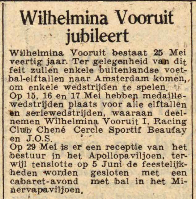 07 mei 1948 - Bron: De Waarheid - Alle rechten voorbehouden