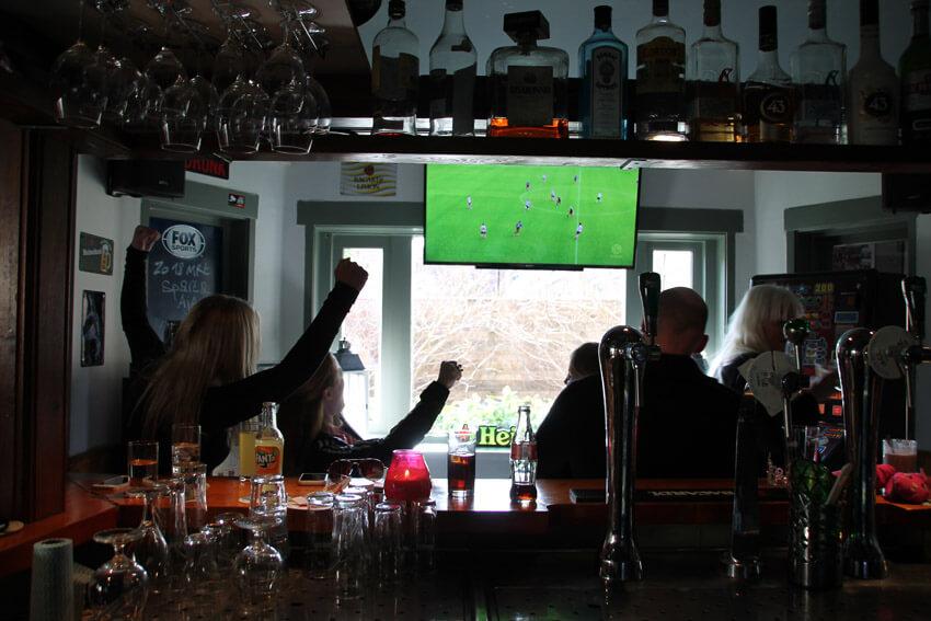 Ajax heeft gescoord tegen Sparta op zondag 18 maart 2018 - Foto: Jo Haen - Alle rechten voorbehouden