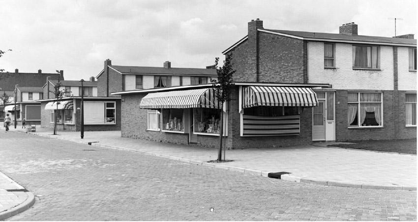 Fizeaustraat 11 - 1953 - Foto: Beeldbank Amsterdam - Alle rechten voorbehouden